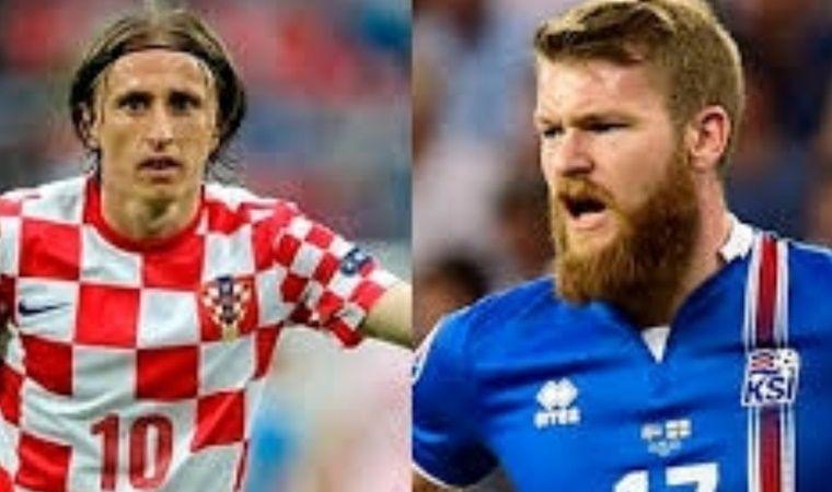 Islandia-Croacia, el partido que Argentina mirará de reojo