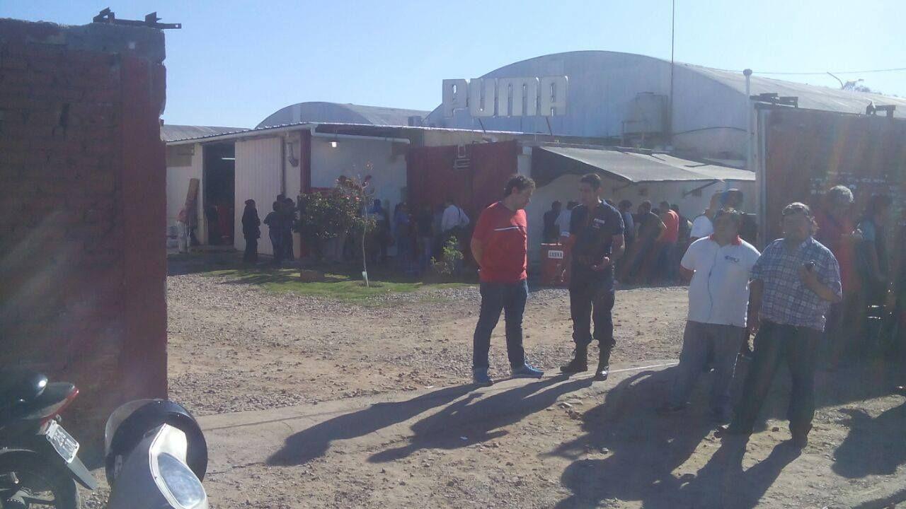 Chilecito: Puma despide a 40 trabajadores