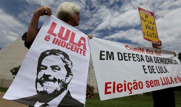 Lula dice que será candidato presidencial, pero en el PT ya