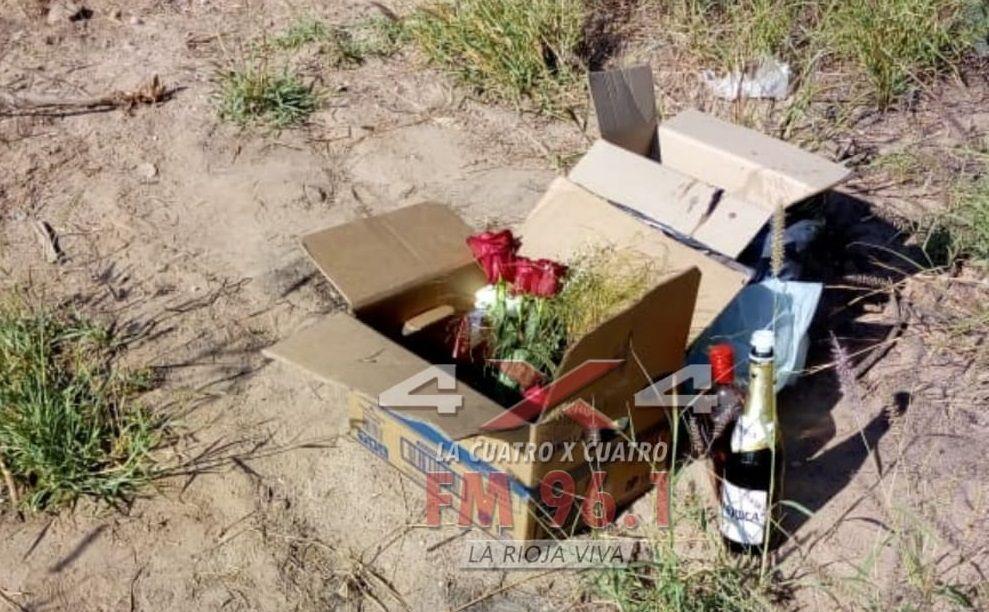 """Encontraron una """"brujería"""" en el barrio Santa Catalina - RADIO FÉNIX 95.1"""