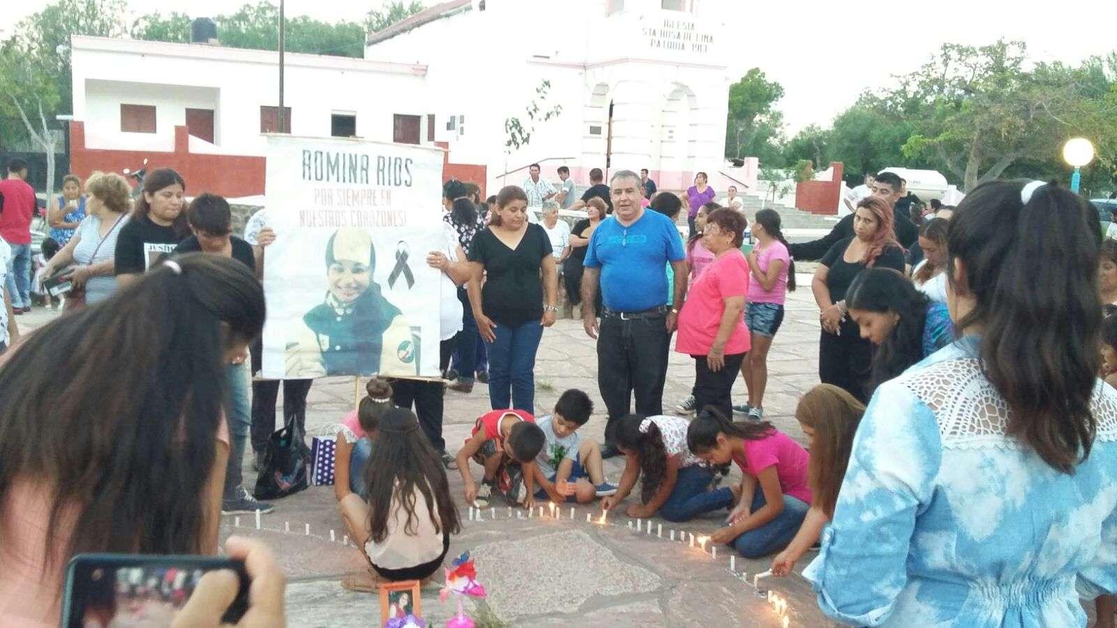 Capital:Tras conocerse la fecha del juicio, la madre de Romina Ríos pidió la pena máxima para Ortiz